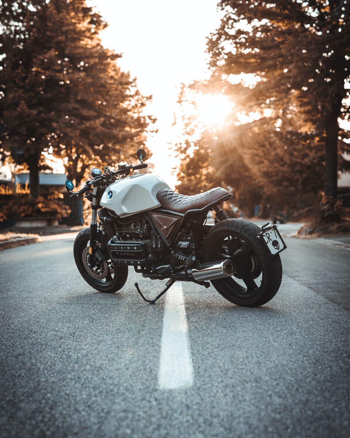 motocykle na A2